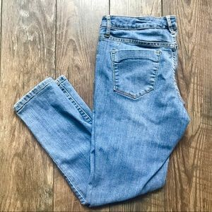 MOSSIMO Low Rise Skinny Super Stretch Jeans 2015